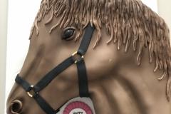 Horses Head Cake