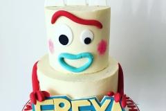 Forky Toy Story Cake